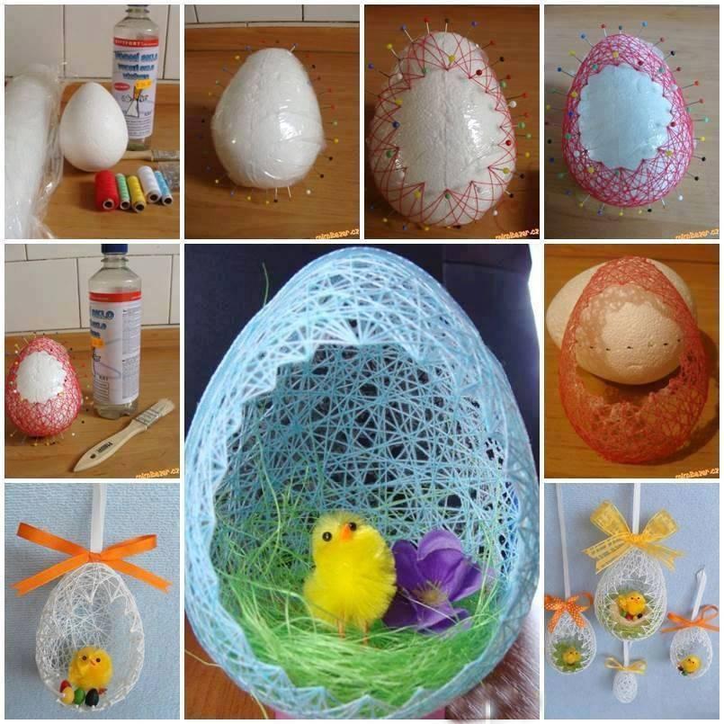 Яйцо как сделать